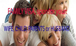 Family Visa Sponsorship